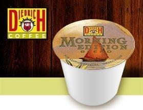 DIEDRICH MORNING EDITION BLEND COFFEE 144 K CUPS by Diedrich Coffee