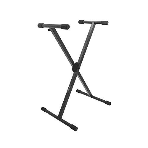 On Stage KS7290 Pro Single X Keyboard Stand