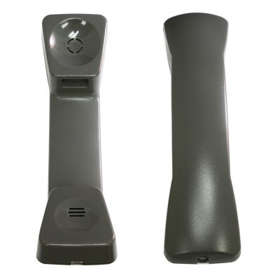 The VoIP Lounge Gray Handset for Avaya Lucent Definity 6400 Series Phone 6402, 6402D, 6408, 6408D+, 6416D+, 6416D+M, 6424D+, 6424D+M