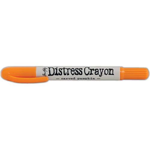 Ranger Tim Holtz Distress Crayons-Carved Pumpkin