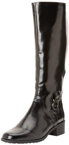 Annie Zapatos Mujeres Raiger Bota De Montar Black / Black Stretch