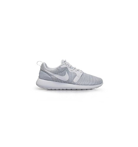 Nike Rosherun Kjcrd, Herren Running pure platinum weiß weiß 011