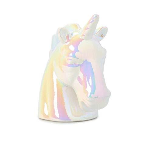 Unicorn Statue. Ceramic Unicorn Piggy Bank Figurine. Unicorn Sculpture Girls Bedroom Decor. Children Home Garden Decor. Outdoor Garden Statue. Unicorn Horse. Baby Nursery Decor Kids Home Decoration