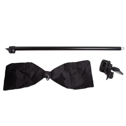 Fovitec StudioPRO Photography Studio Lighting 5' Basic Boom Arm with Sandbag by Fovitec