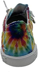 Blowfish Malibu Fruit Sneaker Femme, multicolore (Rainbow Tie-Dye.), 37.5 EU