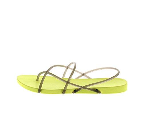 IPANEMA - PHILIPPE STARCK Thong G 81600 - yellow smoke Gelb (Yellow/Smoke 24218)