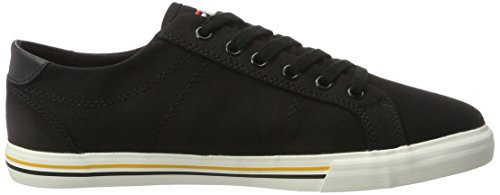 Baskets Fila Base 25y Low Newport Black Men Noir Homme qzIwzF71