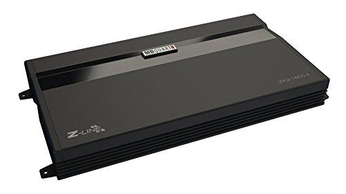 Mb Quart 1600 Watt 4 Channel Class SQ Class A/B Car Audio...