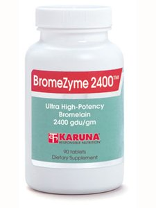 Karuna – BromeZyme 90 tabs [Health and Beauty]