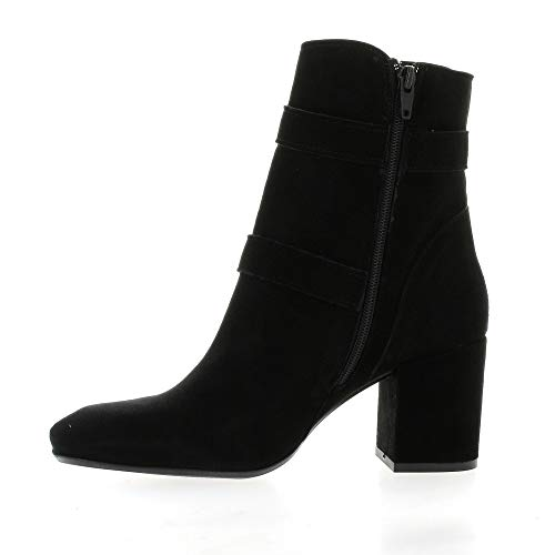 Pao Velours Noir Boots Cuir Pao Boots Tqdw6FF