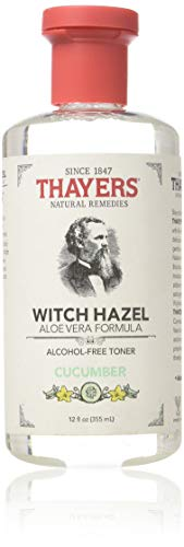 Thayers Witch Hazel with Aloe Vera, Cucumber 12 oz