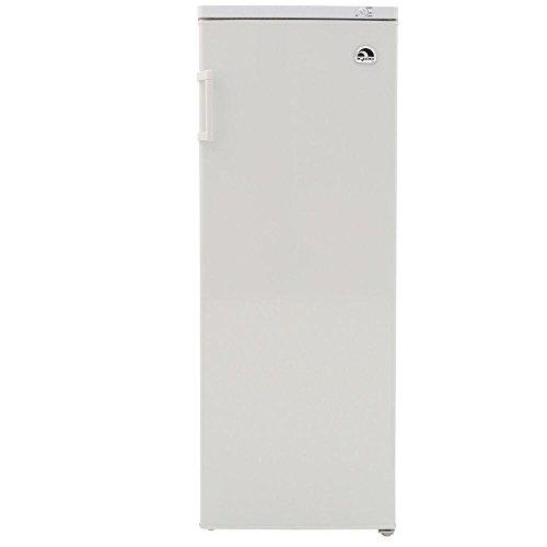 6.5 cu. ft. Upright Freezer in White