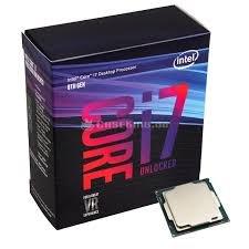 Intels 8700 k