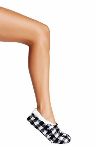 JA Hosiery Charles Albert Womens Cozy & Comfortable Womens Slipper Socks