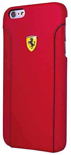 Scuderia Ferrari Fiorano Red Hard Case for Apple iPhone 6