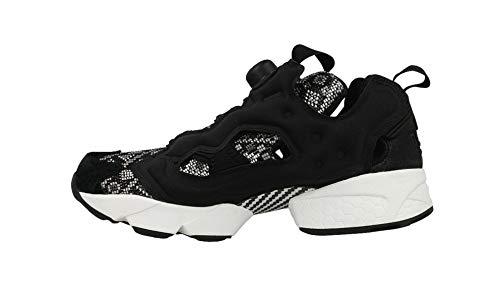 Femme Noir Pour Reebok Baskets Reebok Baskets wqB784Wq