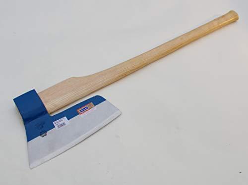 Muller Big Blue Broad Axe Left Bevel Made in Austria 2045,01