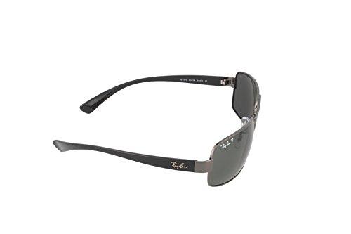 0556f4b6d4 Jual Ray-Ban RB3379 Double Bridge Wrap Sunglasses -