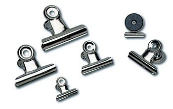 - Magnetic Spring Clips Box-12 1 Each