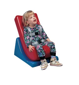 Tumble Forms Floor Sitter (Cando Tumble Forms 2 - Floor Sitter - WEDGE ONLY - X-Large)