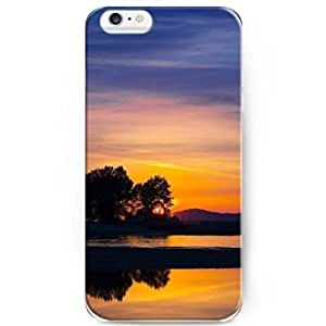 4603875M79516405 Hot Selling FashionBeautiful Sunset Scene Back Case Cover for Apple iPhone 6 4.7inch
