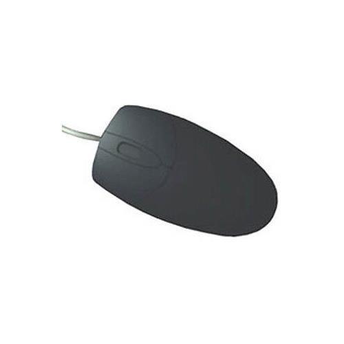 (Nspire NSP-681 PS2 Scroll Wheel Mouse, Black (NspireNSP-681 ))