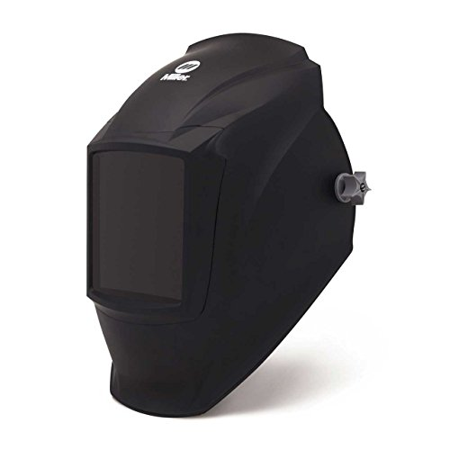 Passive Welding Helmet,  Black,  Classic MP-10,  8 to 12 Lens Shade