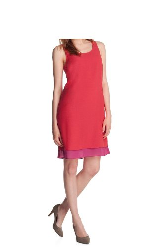 Esprit - Robe - Couleur : Rose Fuschia - Taille : 33