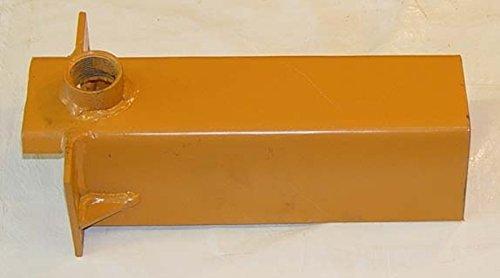 D43513 Track Adjuster (Spring & Recoil System) Cover Case 350 & 350B (Case Recoil Spring)