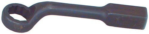 (Wright Tool #19-65Mm 12-Point Metric Striking Face Box Wrench Offset Handle)