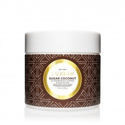 Lalicious Extraordinary Whipped Sugar Scrub, NEW PACKAGE - Sugar Coconut by LaLicious (Image #1)