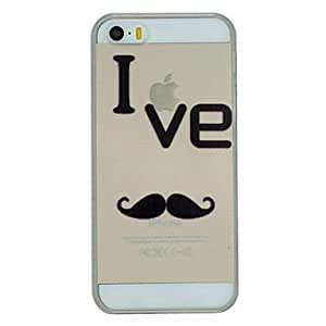 iPhone 5/iPhone 5S compatible Special Design Back Cover