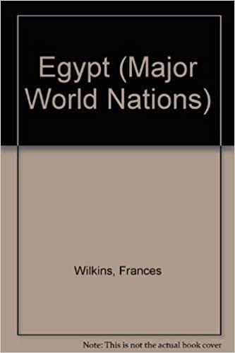 Major World Reviews >> Buy Egypt Major World Nations Book Online At Low Prices In