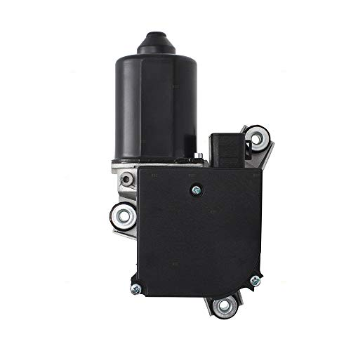 Front Windshield Wiper Motor w/Delay Replacement for 88-02 GM C/K Classic Pickup Truck SUV 15036007 12463090 ()