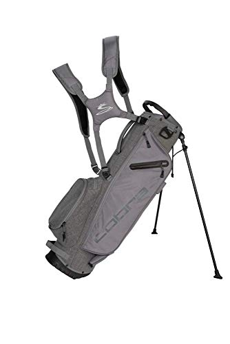 Cobra Golf 2019 Ultralight Sunday Bag (Quiet Shade) (Best Light Stand 2019)