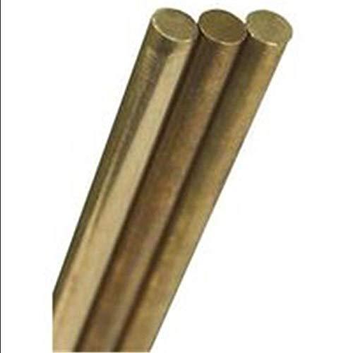Brass Rod Round - 0.312 x 36 in. - Case of 3 ()