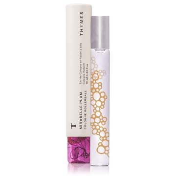 Thymes Mirabelle Plum Rollerball Cologne .34fl.oz (Thymes Cologne Rollerball)