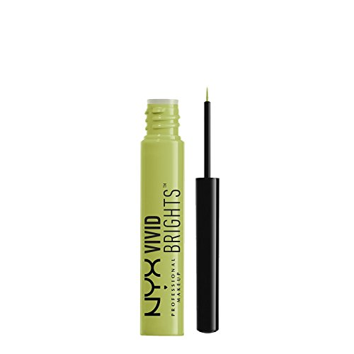 NYX PROFESSIONAL MAKEUP Vivid Brights Liner, Escape, 0.068 Fluid Ounce