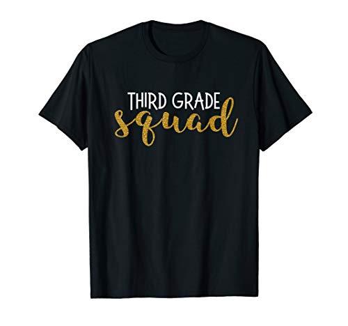Fifth Grade Squad 5th Grade Teacher Cute Funny Gift T -