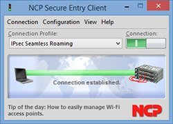 NCP Secure Entry Client (Win32/64) Qty 10-24