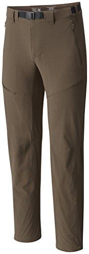 Mountain Hardwear Men's Chockstone Hike Pants, Tundra, 36W x 34L
