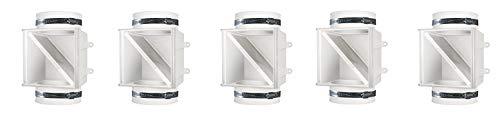 Dundas Jafine PCLT4WZW Dryer Duct Lint Trap, 1-Pack (5)