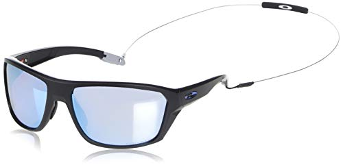 Oakley Men's Split Shot Polarized Iridium Rectangular for sale  Delivered anywhere in USA