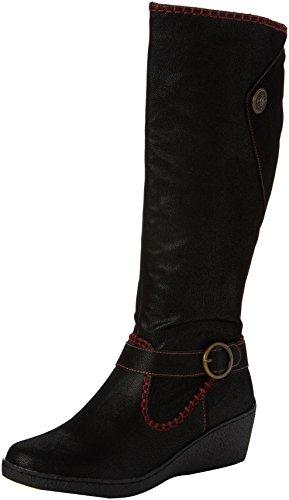 Femme Browns Bottines Wedge Joe Boots Distinctive xgqTXp