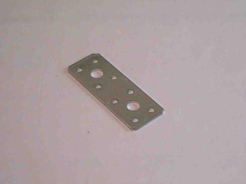 50 St/ück FMG Flachverbinder 100x35 mm
