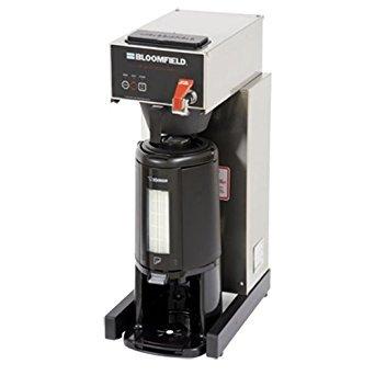 Bloomfield 1080TF E.B.C Coffee Brewer, Three Warmer, in-Line, 17