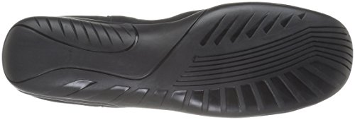 Black Fabric Flat Ante Cradles Walking Women's qw1pIqanWE