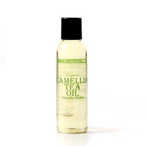 Camellia Tè Organico Olio Vettore - 125ml - 100% Puro Mystic Moments COCAMETEA100
