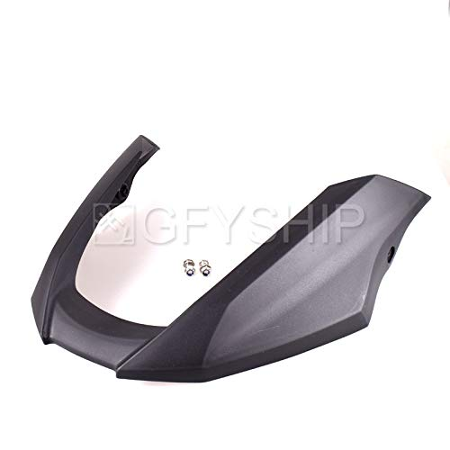 KYN for BMW R1200GS 2008 2009 2010 2011 2012 Motorcycle Front Fender Beak Extension Wheel Protector Cover