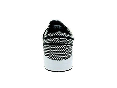Stefan noir Skateboard black Max Nike Uomo da white Null Null Janoski Scarpe black HwdFxqZ